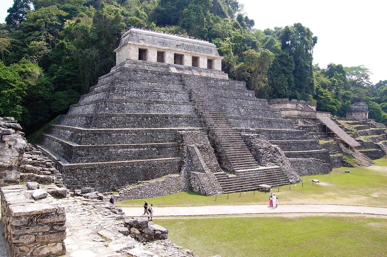 pirâmides nas américas