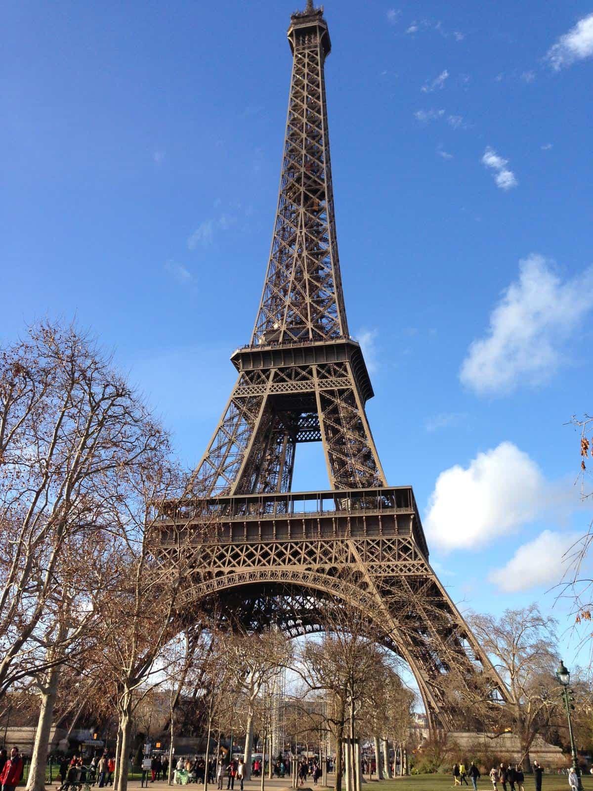 onde tirar fotos da torre eiffel