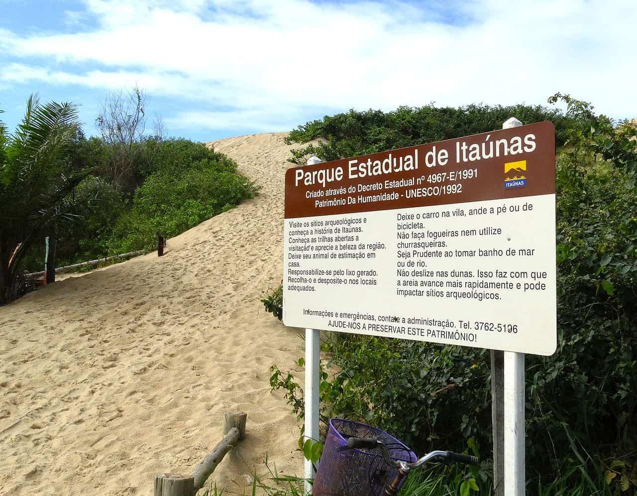 dunas de itaúnas