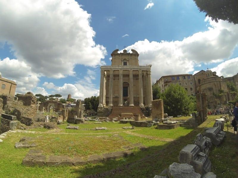 forum romano e palatino