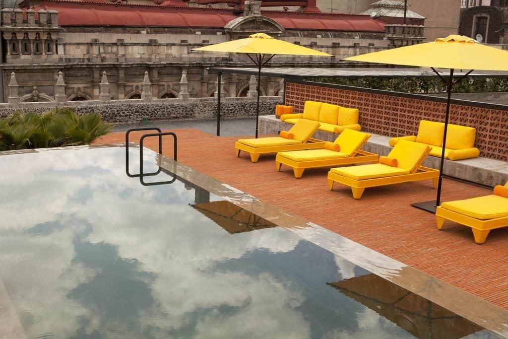 Palacete do século 17 funciona como hostel acessível na Cidade do México