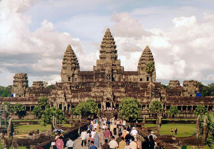 pontos turísticos mais visitados do mundo