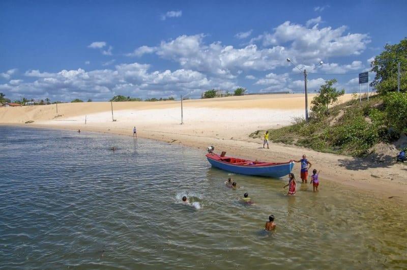 praias baratas para viajar no verão
