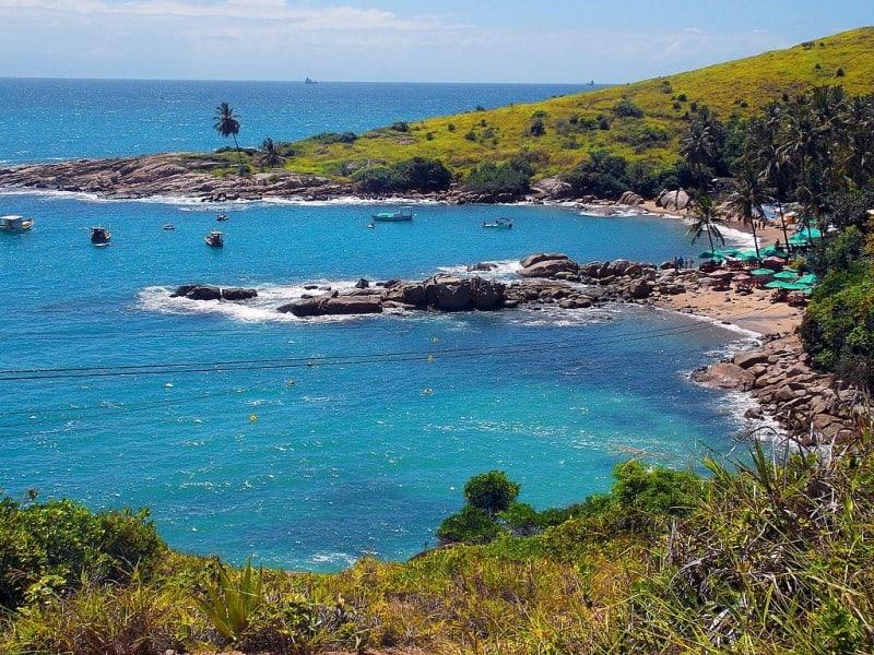 praias mais baratas para viajar no verão