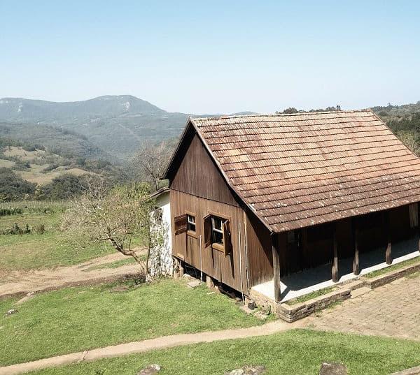Vinícola Jolimont, em Canela (RS)