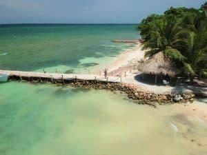 Mistica Island Hostel: hostel em ilha paradisíaca na Colômbia que realmente cabe no seu bolso