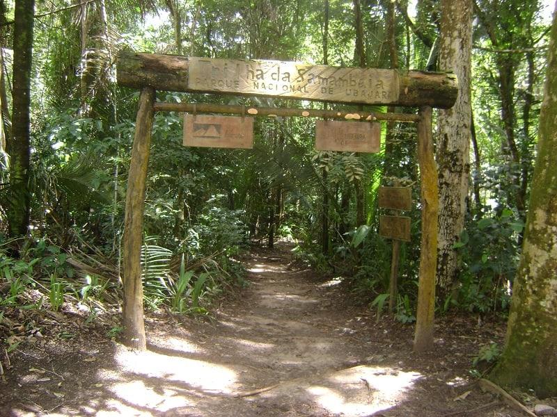 Trilha da Samambaia - Parque Nacional de Ubajara