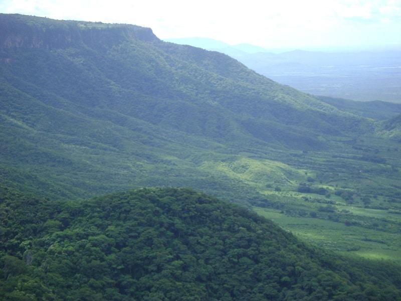 Parque Nacional de Ubajara, o menor do Brasil