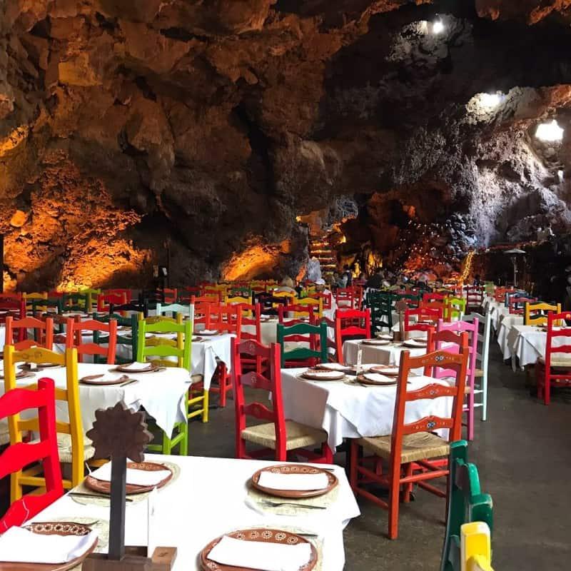 restaurante la gruta no méxico