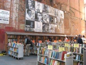 Brattle Bookshop: sebo a céu aberto é um dos maiores e mais antigos do Estados Unidos
