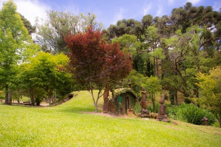 Hospede-se em uma casa estilo Hobbit em Gramado, no Rio Grande do Sul