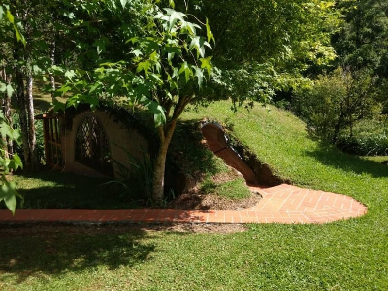 casa estilo hobbit