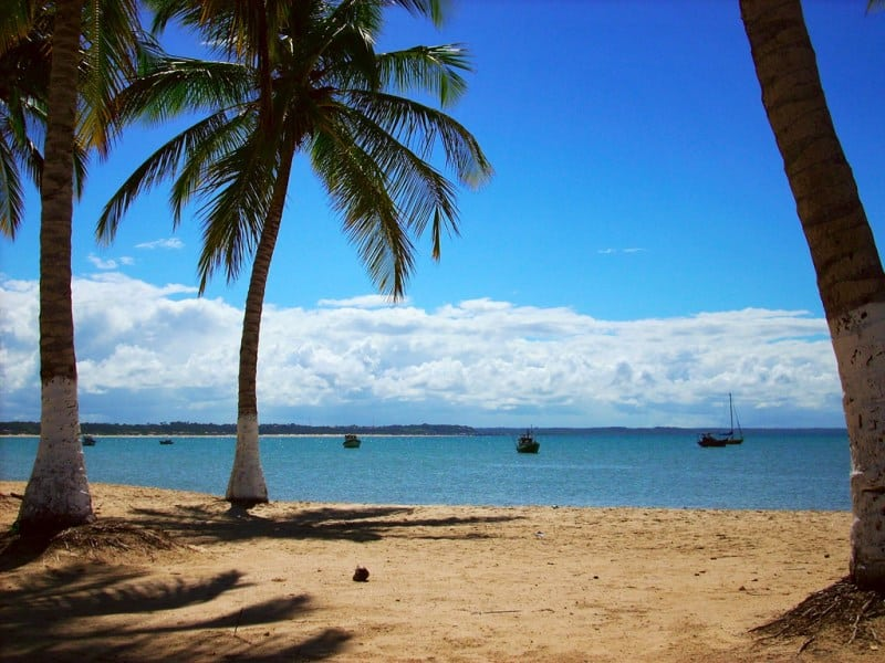A rota da Costa do Descobrimento no sul da Bahia é perfeita para turismo de aventura e ecoturismo