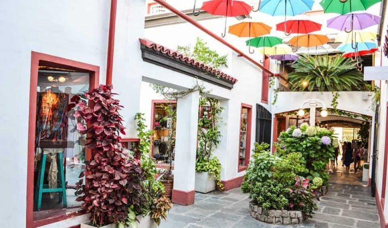 Galeria Solar de French é ideal passeio de compras em San Telmo, Buenos Aires