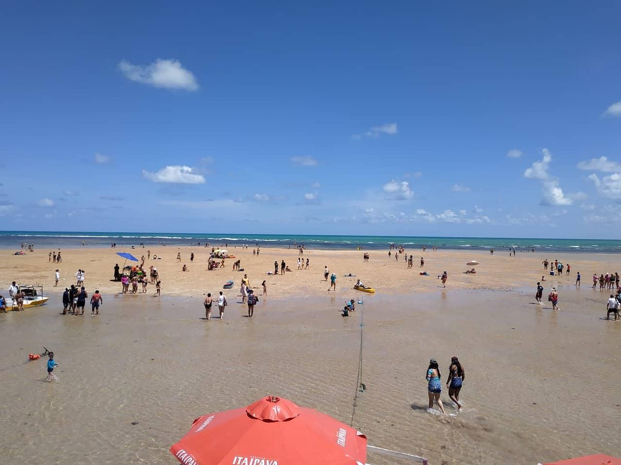 areia vermelha paraiba