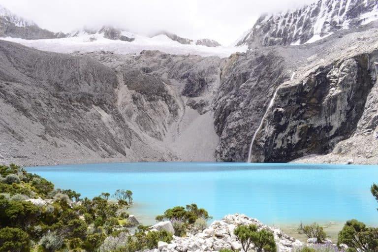 Parque Nacional Huascarán no Peru: destino perfeito para quem gosta de trilhas e visuais deslumbrantes