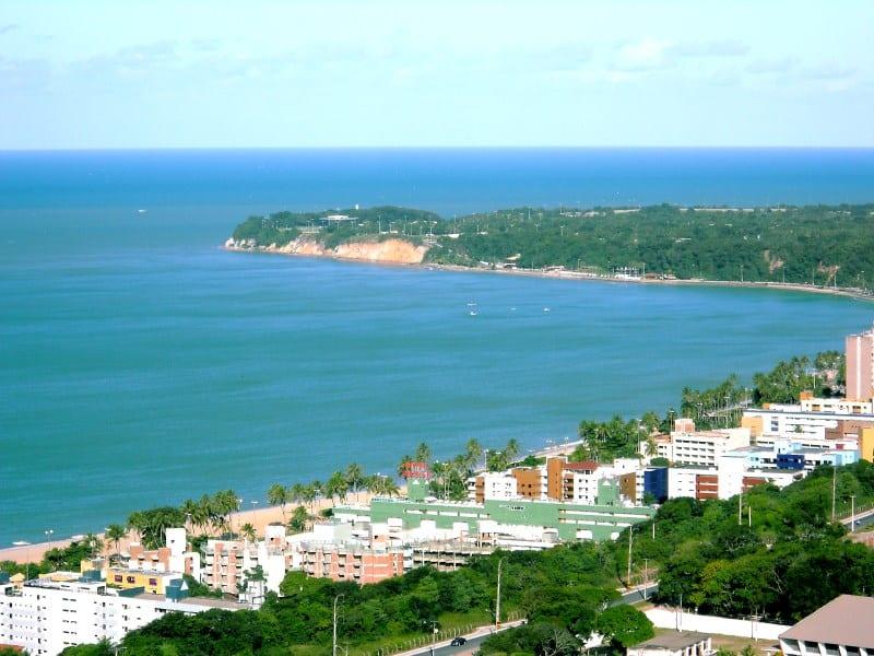 praias da paraiba
