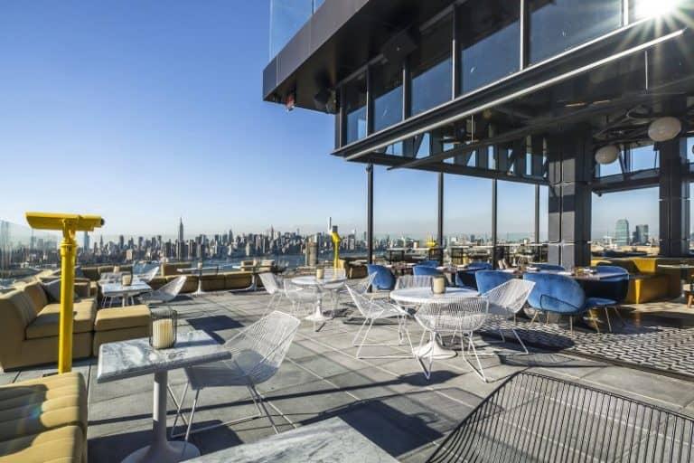 5 rooftops em Nova York para beber bons drinks e curtir a noite