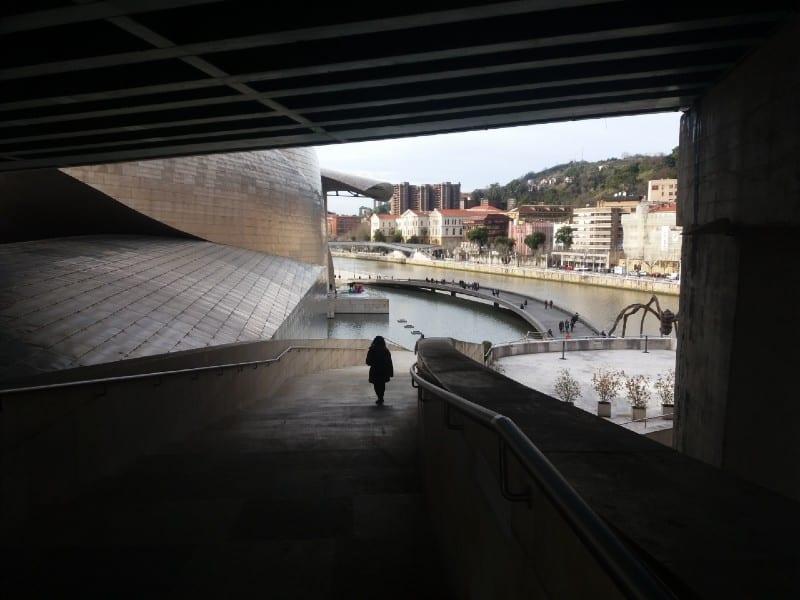 Roteiro pela Espanha - Bilbao
