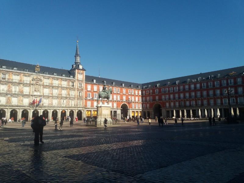Roteiro pela Espanha - Madrid