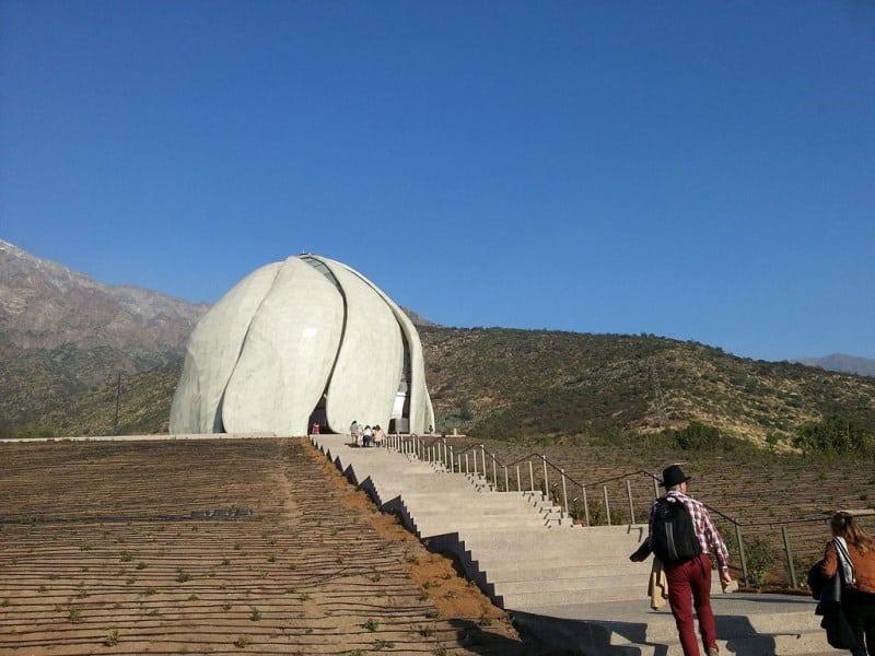 Templo Bahá'í em Santiago