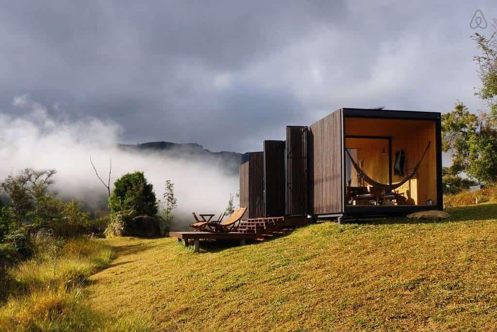 cabine ecologica
