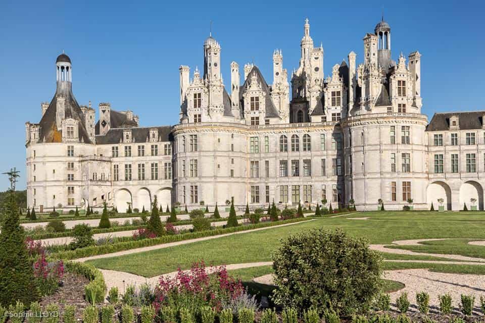 Haja grandeza! Castelo de Chambord, na França, é quase do tamanho de Paris