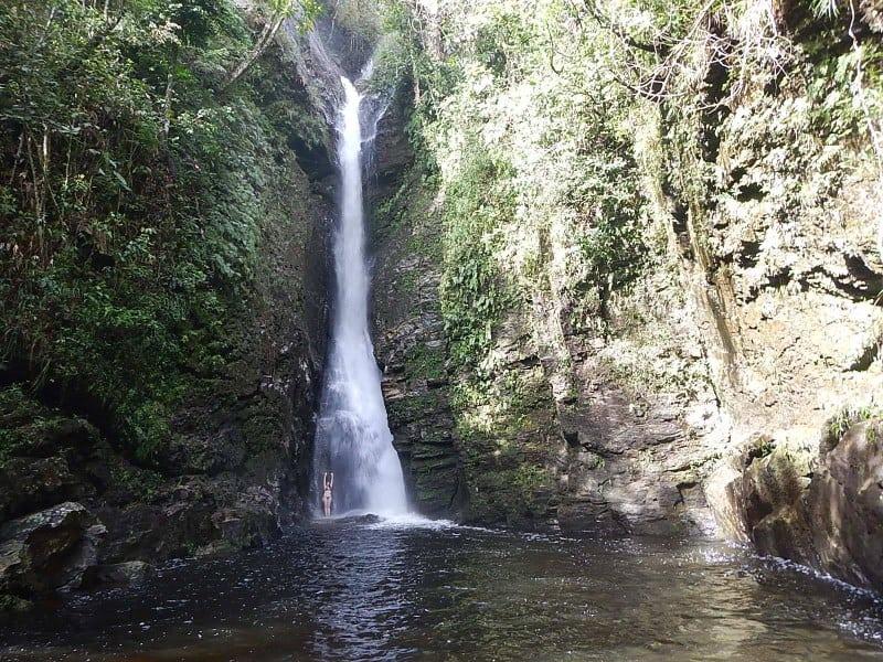 Lave a alma em uma das 150 cachoeiras de Delfinópolis, em Minas Gerais
