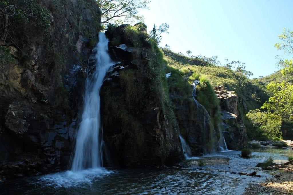 Cachoeiras em Delfinópolis