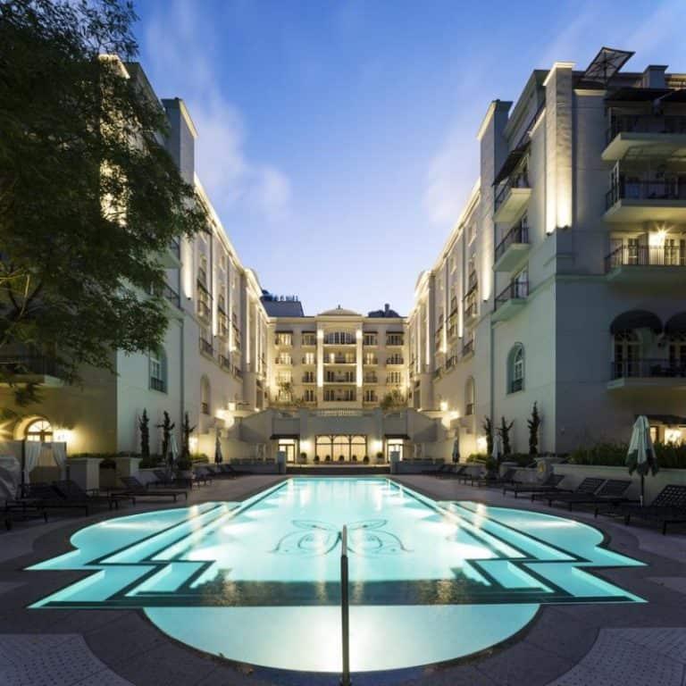 Palácio Tangará: hotel de luxo em São Paulo oferece tratamento de celebridade