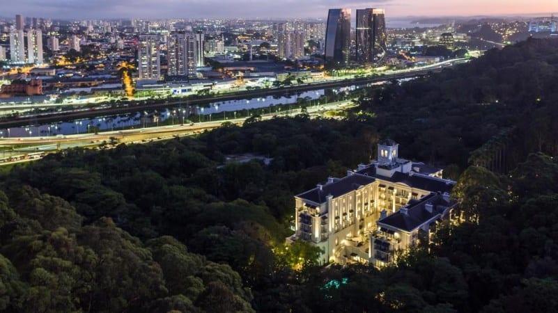 hotel palacio tangara