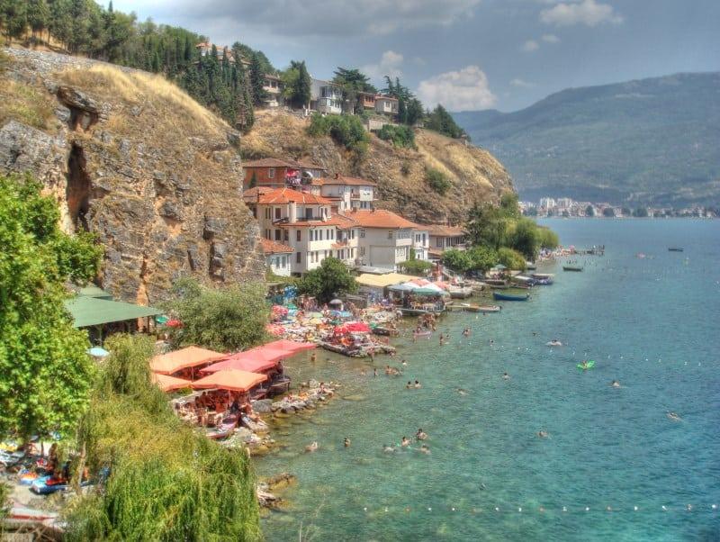 lago de ocrida