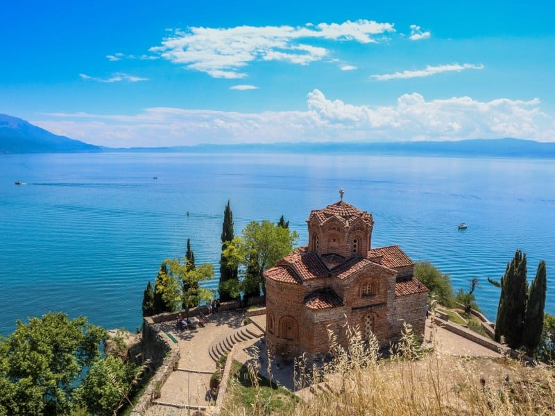 Tudo o que você precisa saber sobre o Lago de Ocrida, na Macedônia