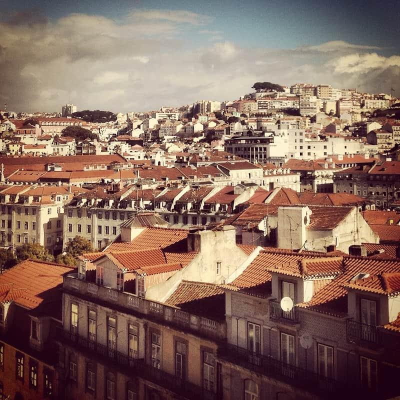 Telhados de Lisboa