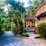 Jardim Secreto: um restaurante em Penedo escondido na natureza