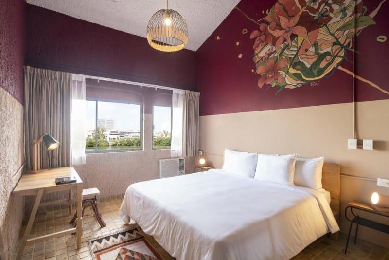selina cancún hotel zone