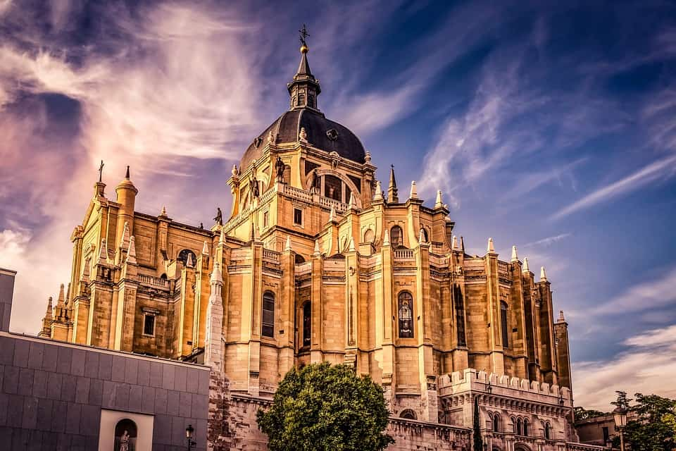 Catedral de Madrid. Foto: ddzphoto