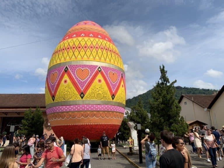 Osterfest em Pomerode: a festa de Páscoa mais alemã do Brasil acontece aqui