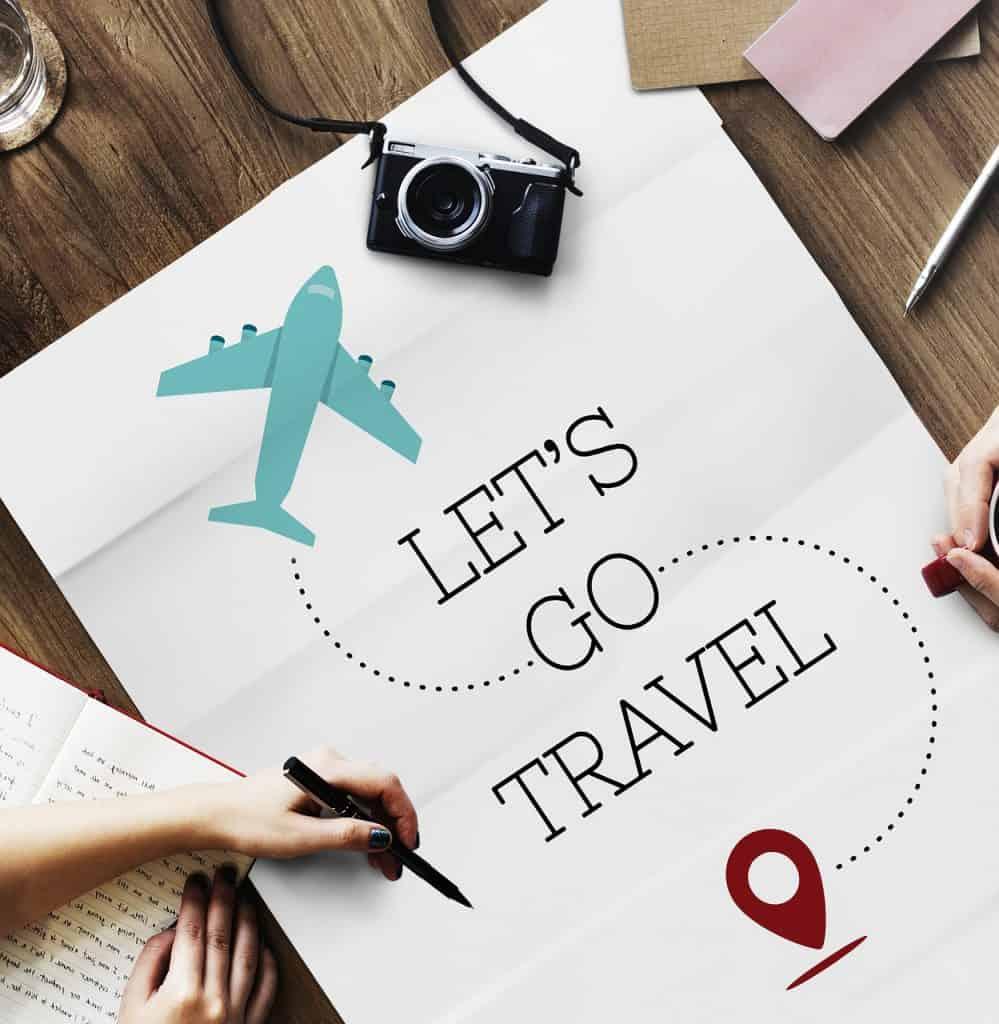 Baixe gratuitamente a Planilha de Viagem perfeita para seu planejamento!