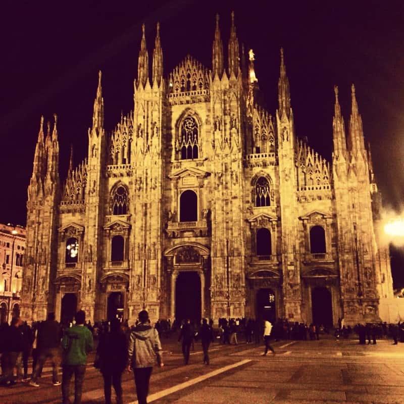Roteiro pela Itália: Duomo de Milão