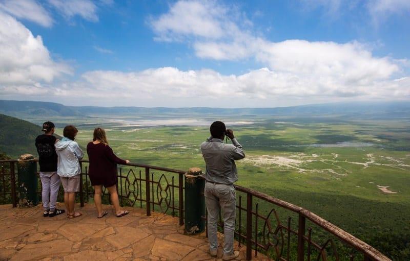 safari na africa