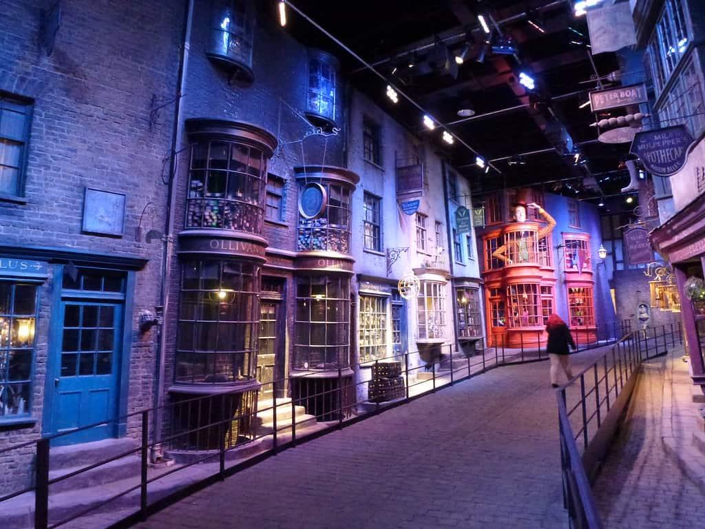 lugares que os fãs de harry potter precisam conhecer