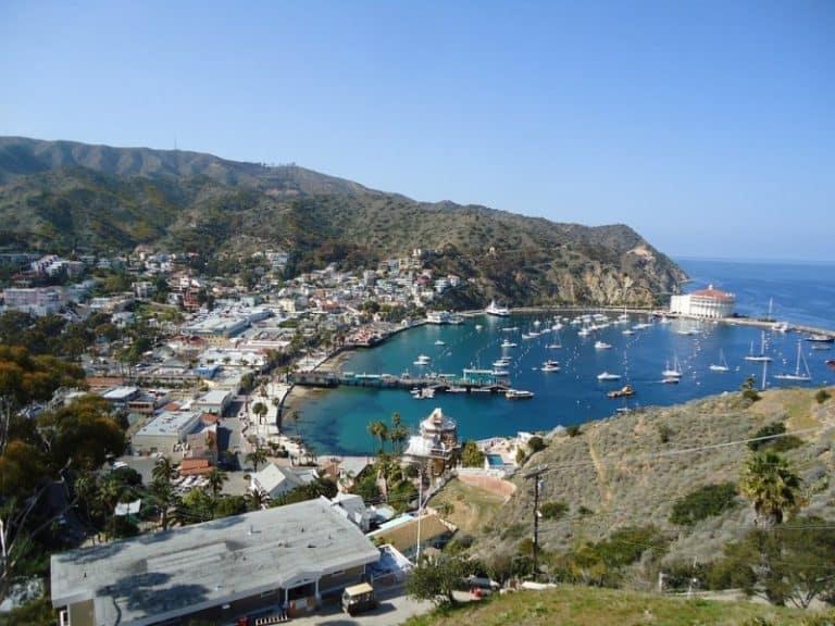 Catalina Island, a ilha californiana paradisíaca que fica entre Los Angeles e San Diego