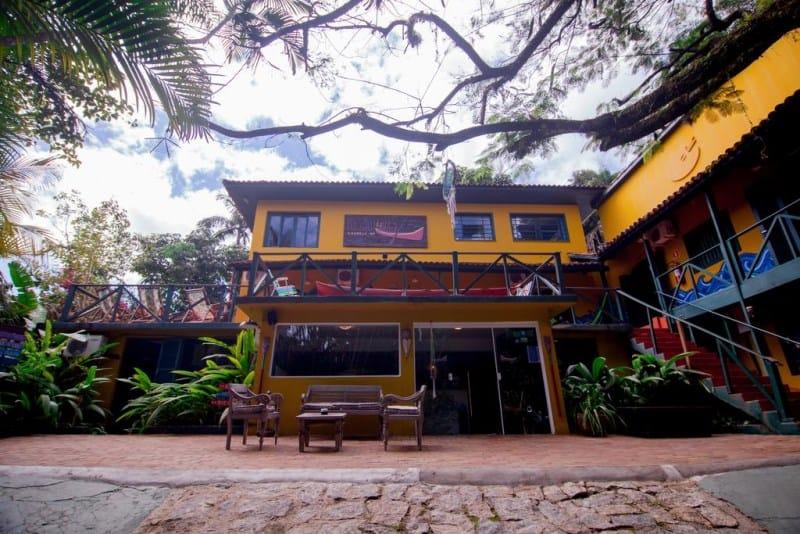 hostel da vila em ilhabela