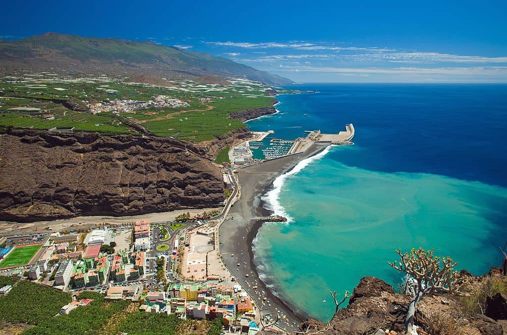Isla La Palma, na Espanha: um destino com praias, vulcões e paisagens surreais