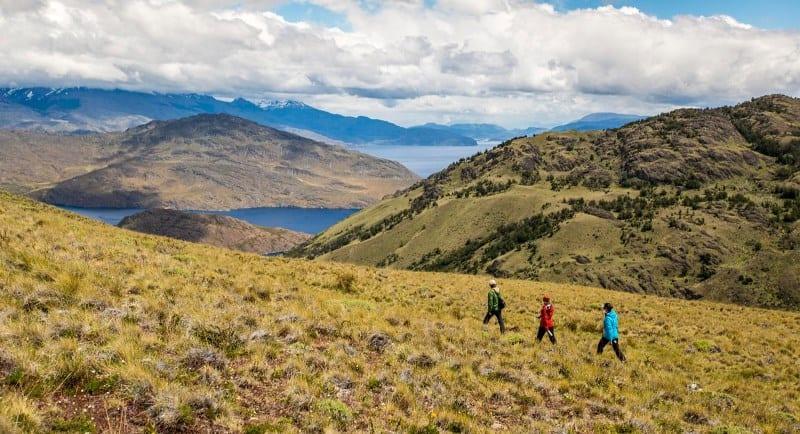 parque nacional da patagonia