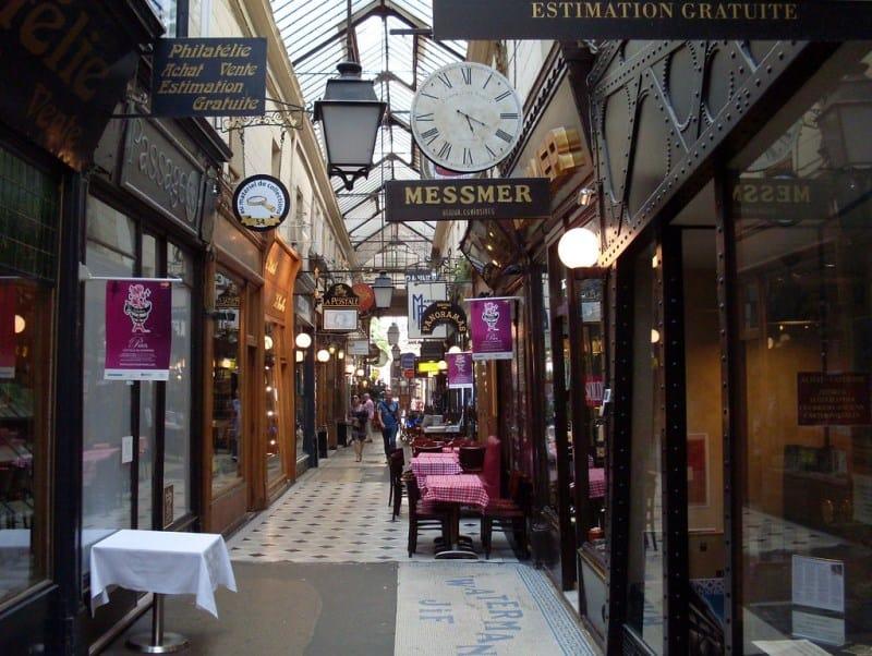 lugares secretos em paris