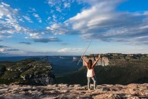 Ficar 4 dias em contato com a natureza deixa as pessoas mais calmas e criativas, sabia?