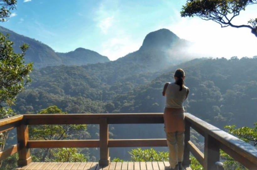 Mirante da Cascatinha: trilha pouco conhecida e linda na Floresta da Tijuca