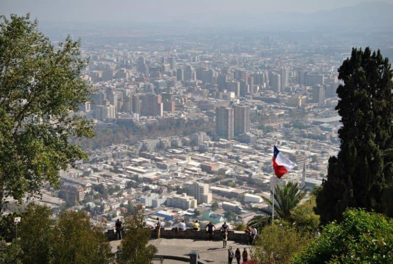 Chile faz recomendações a turistas que visitam o país